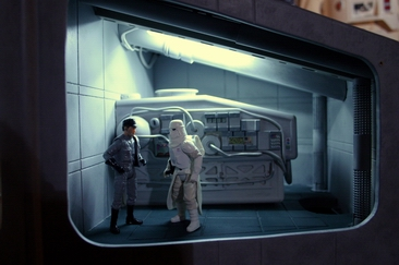 starconstrux the amazing star wars diorama and custom area. Black Bedroom Furniture Sets. Home Design Ideas